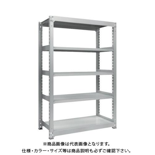 【運賃見積り】【直送品】 TRUSCO TZM3型中量棚 1200X571XH1800 5段 単体 TZM3-6465