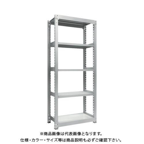 【直送品】 TRUSCO TZM3型中量棚 900X471XH2100 5段 単体 TZM3-7355
