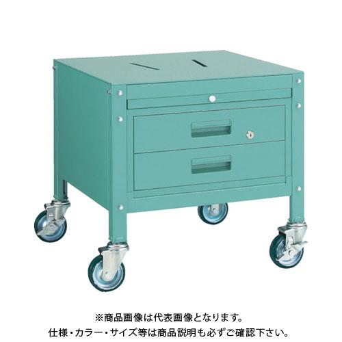【個別送料1000円】【直送品】 TRUSCO ボール盤台 キャスター付 UB-N13C