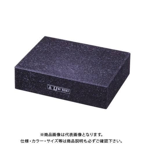 【運賃見積り】【直送品】ユニ 石定盤(1級仕上)300x300x100mm U1-3030
