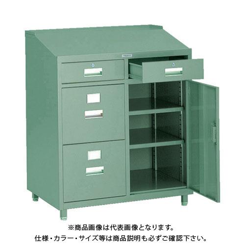 【運賃見積り】【直送品】 TRUSCO ワークデスク 900X600XH1100 TY-3520