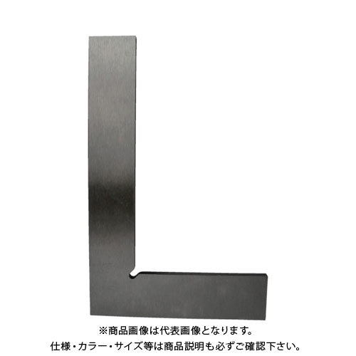 ユニ 焼入平型スコヤー(JIS1級) 125mm ULDY-125