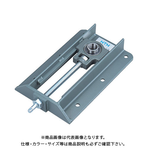 【個別送料1000円】【直送品】 NTN G ベアリングユニット(止めねじ式)軸径55mm全長542mm全高285mm UCT211-30D1