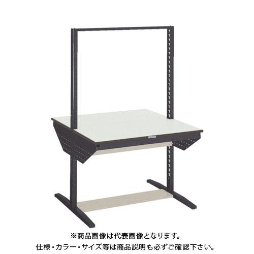【直送品】 TRUSCO ライン作業台 両面 W900 ULRT-WF900