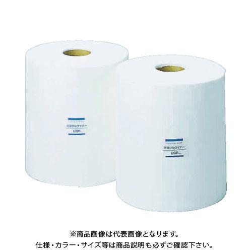 橋本 ミラクルワイパー ロール 中厚手 280×400mm 1Cs(箱)=2巻入 USR-60