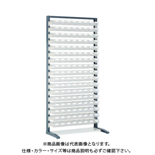 【個別送料1000円】【直送品】 TRUSCO UPR型ライトビンラック HT-1X136個 UPR-L1817