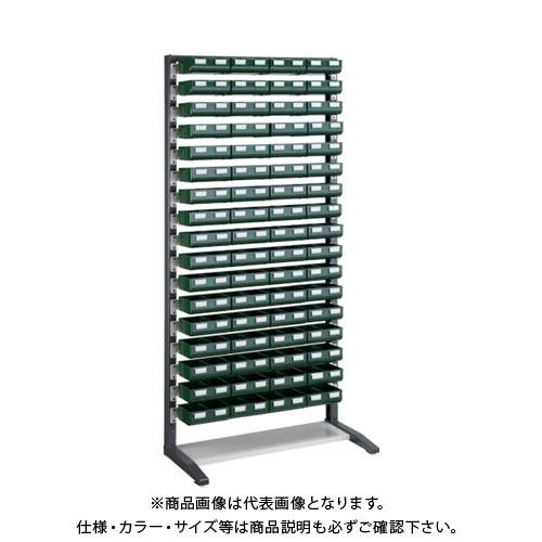 【個別送料1000円】【直送品】 TRUSCO UPR型ライトビンラック K-20GX68個 UPR-L1817GL