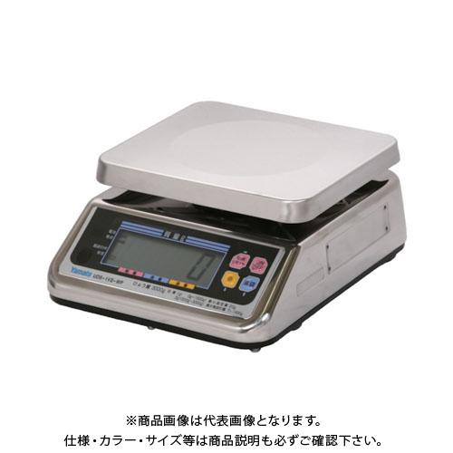 【直送品】ヤマト 完全防水形デジタル上皿自動はかり UDS-1V2-WP-15 15kg UDS-1V2-WP-15