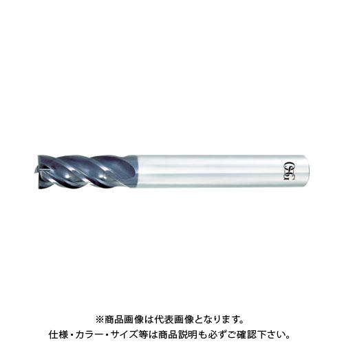 OSG 超硬エンドミル4刃ショート形(防振型多機能) 8529120 UP-PHS-12