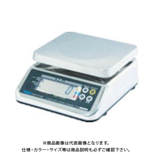 【直送品】ヤマト 完全防水形デジタル上皿自動はかり UDS-5V-WP-3 3kg UDS-5V-WP-3