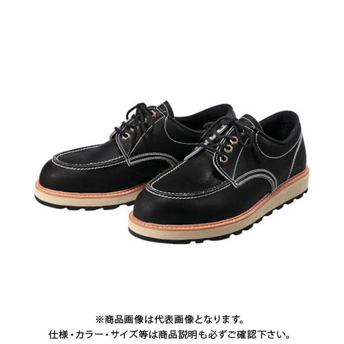 青木安全靴 US-100BK 23.5cm US-100BK-23.5