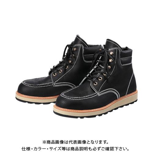 青木安全靴 US-200BK 27.5cm US-200BK-27.5