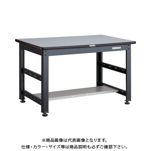 【直送品】 TRUSCO UTR型作業台 1200X600XH740 UTR-1260