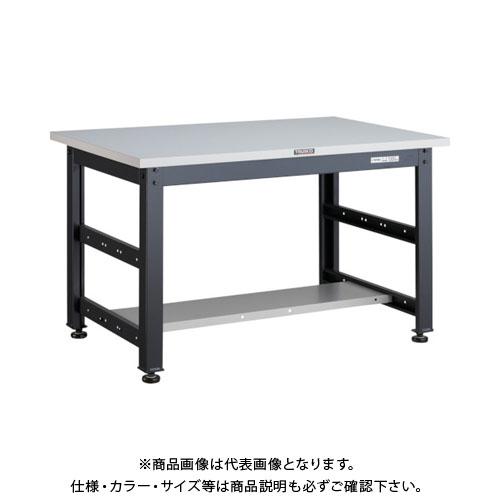 【直送品】 TRUSCO UTM型作業台 1200X750XH740 UTM-1275