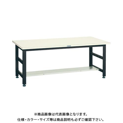 【直送品】 TRUSCO UTM型作業台 1500X750XH740 UTM-1575