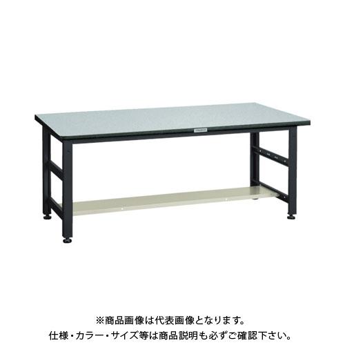 【直送品】 TRUSCO UTR型作業台 1500X900XH740 UTR-1590