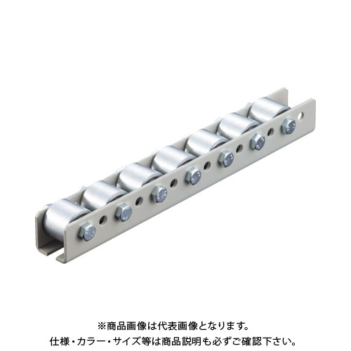 【運賃見積り】【直送品】 TRUSCO ホイールコンベヤ 削出しΦ32X25 P40XL3000 V-3225S-40-3000