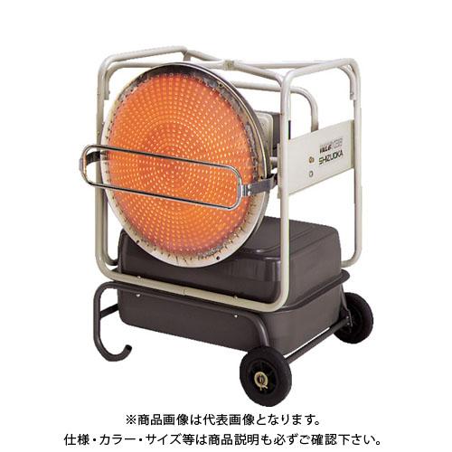 【運賃見積り】【直送品】静岡 赤外線オイルヒーター VAL6-KBS