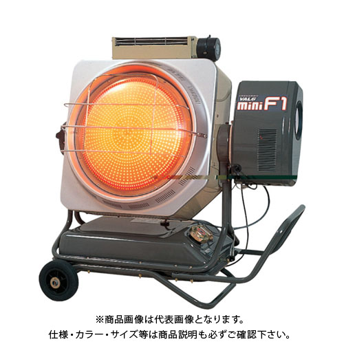 【運賃見積り】【直送品】静岡 赤外線オイルヒーターVAL6ミニエフワン 60Hz VAL6-MF1:60HZ