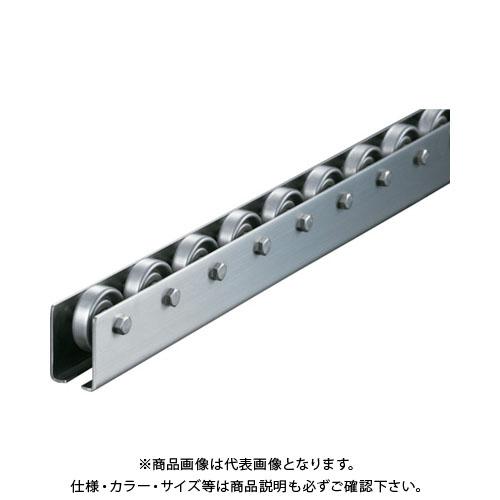 【運賃見積り】【直送品】 TRUSCO ホイールコンベヤ SUS製Φ38X12 P50XL3000 V-38SUS-50-3000