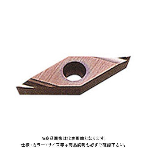 三菱 P級サーメット旋削チップ NX2525 10個 VBET1103V3R-SR:NX2525