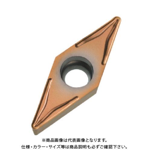 サンドビック コロターン107 旋削用ポジ・チップ 1125 10個 VBMT 16 04 08-UM:1125