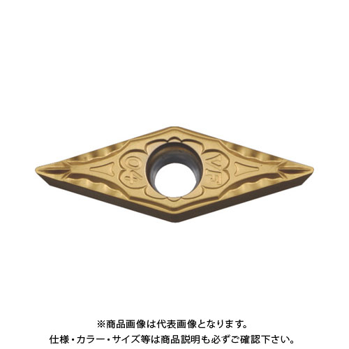 京セラ 旋削用チップ CVDコーティング CA5525 10個 VBMT160402VF:CA5525