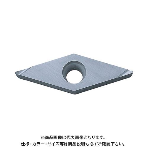 京セラ 旋削用チップ PVDサーメット PV7025 10個 VBGT110302R-F:PV7025