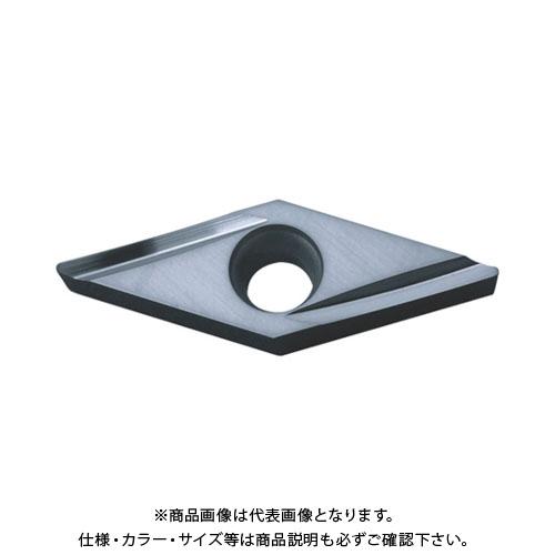 京セラ 旋削用チップ PVDサーメット PV7025 10個 VBGT110302R-Y:PV7025