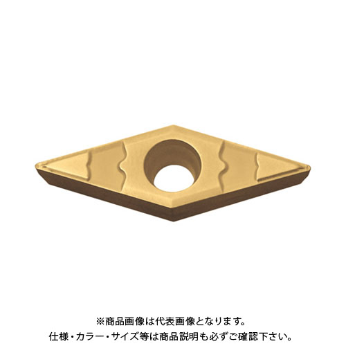 京セラ 旋削用チップ PVDサーメット PV7020 10個 VBMT160408GP:PV7020