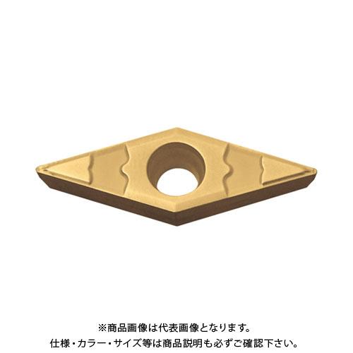 京セラ 旋削用チップ PVDサーメット PV7025 10個 VBMT160408GP:PV7025