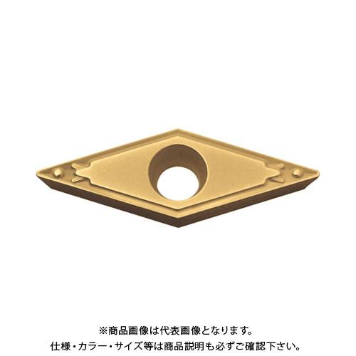 京セラ 旋削用チップ PVDサーメット PV7025 10個 VBMT160408HQ:PV7025