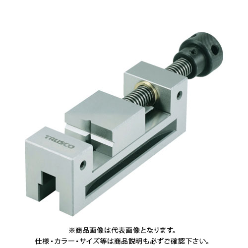 TRUSCO 精密バイスDタイプ 50mm VD-50