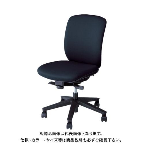 【運賃見積り】【直送品】 ナイキ ナイキ事務用チェアー VE510F-BK