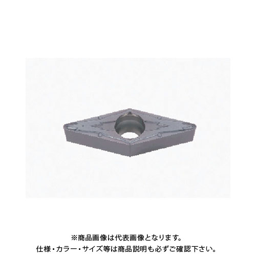 タンガロイ 旋削用M級ポジTACチップ AH725 10個 VCMT110304-PSF:AH725
