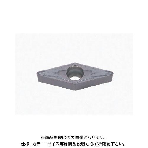 タンガロイ 旋削用M級ポジTACチップ COAT 10個 VCMT110304-PSF:T9115