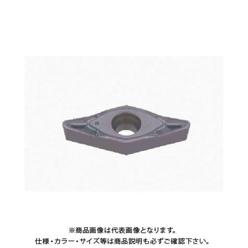 タンガロイ 旋削用M級ポジTACチップ COAT 10個 VCMT110308-PSS:T9115