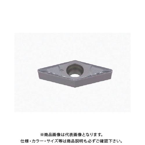 タンガロイ 旋削用M級ポジTACチップ COAT 10個 VCMT110308-PS:T9115