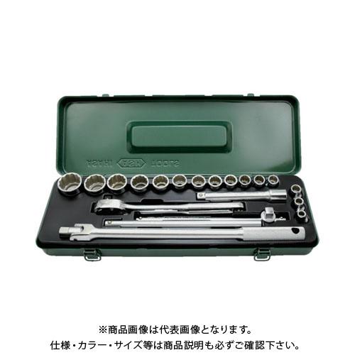 ASH ソケットレンチセット12.7□×20PCS VO4151