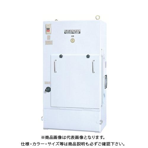【運賃見積り】【直送品】アマノ 手動払い落とし型集塵機0・75KW 60HZ VNA-15-60HZ