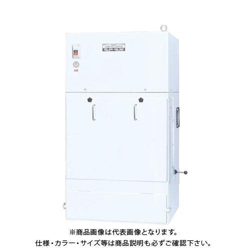 【運賃見積り】【直送品】 アマノ 手動払い落とし型集塵機2.2KW 60HZ VNA-45-60HZ