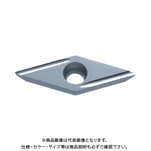 京セラ 旋削用チップ PVDコーティング PR1225 10個 VPET080202MFL-USF:PR1225