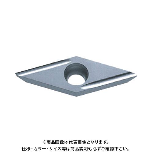 【8月1日限定!Wエントリーでポイント14倍!】京セラ 旋削用チップ PVDコーティング PR1025 10個 VPET110301MFR-USF:PR1025