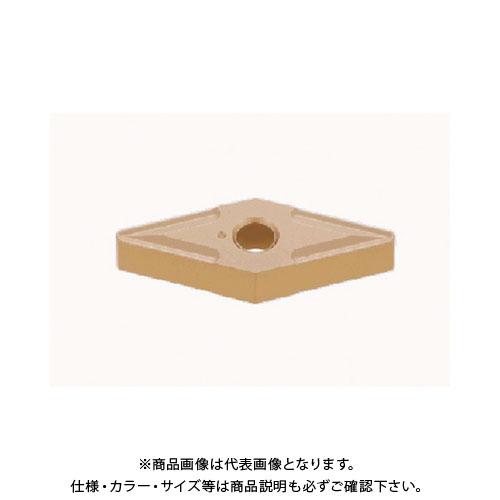 タンガロイ 旋削用M級ネガ TACチップ T9105 10個 VNMG160404:T9105