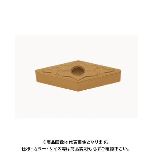 タンガロイ 旋削用M級ネガ TACチップ T9135 10個 VNMG160408-TM:T9135