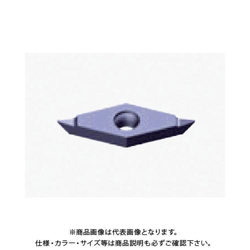 タンガロイ 旋削用G級ポジTACチップ SH730 10個 VPET080201MFN-JSP:SH730