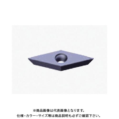 タンガロイ 旋削用G級ポジTACチップ SH730 10個 VPET080201MFR-JRP:SH730