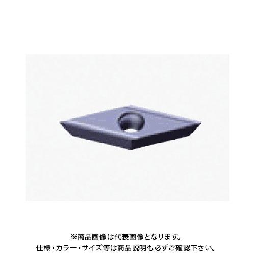 タンガロイ 旋削用G級ポジTACチップ SH730 10個 VPET110301MFL-JPP:SH730