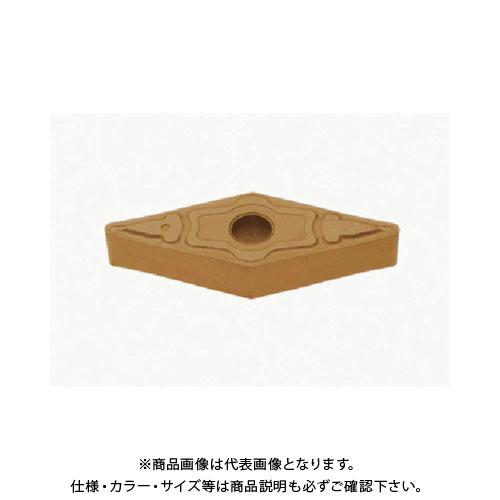 タンガロイ 旋削用M級ネガTACチップ COAT 10個 VNMG160408-TS:T9115