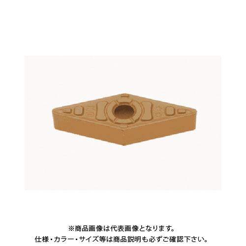 タンガロイ 旋削用M級ネガTACチップ T9135 10個 VNMG160412-DM:T9135